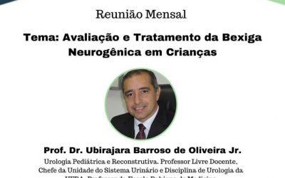 Reunião Mensal SBU – Avaliação e Tratamento da Bexiga neurogênica em Crianças